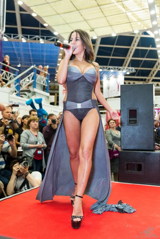 Čína dohazování odrody show 2014